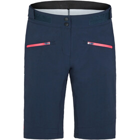 Ziener Nye X-Function Shorts Women, azul